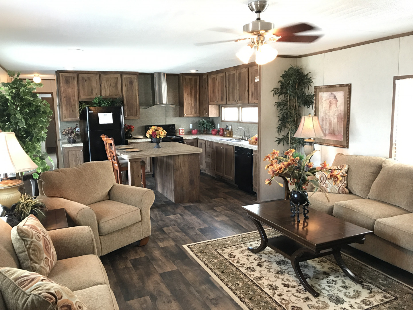 Start Modifying Your Single-Wide Mobile Home Today